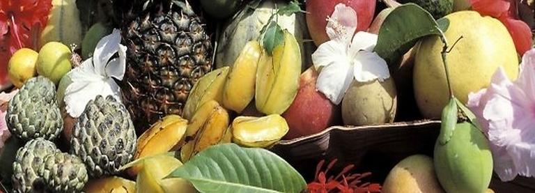 Un tour du monde des fruits exotiques et tropicaux